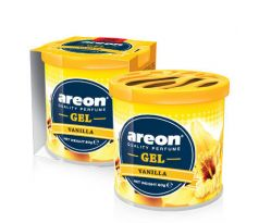 AREON GEL CAN - Vanilla 80g