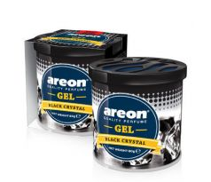 AREON GEL CAN - Black Crystal 80g