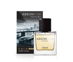 AREON CAR PERFUME - Gold 50ml