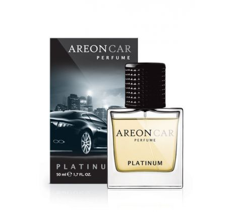 AREON CAR PERFUME - Platinum 50ml