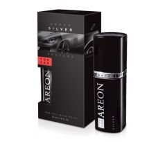 AREON CAR PERFUME 50ml - Silver