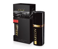 AREON CAR PERFUME 50ml - Gold