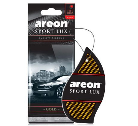 AREON SPORT LUX - Gold