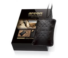 AREON LEATHER COLLECTION - Gold Star