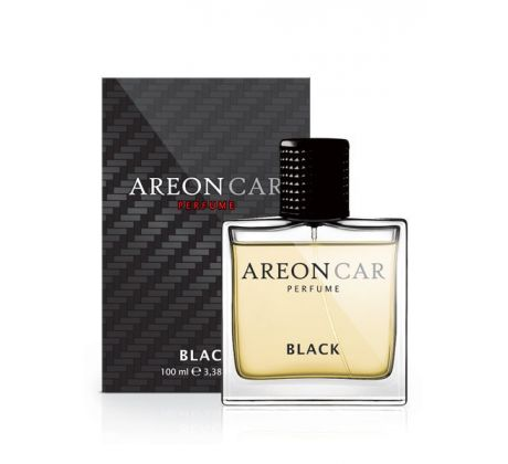AREON CAR PERFUME - Black 100ml